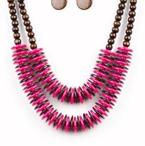 paparazzi Jewelry - 2 Layered Necklace